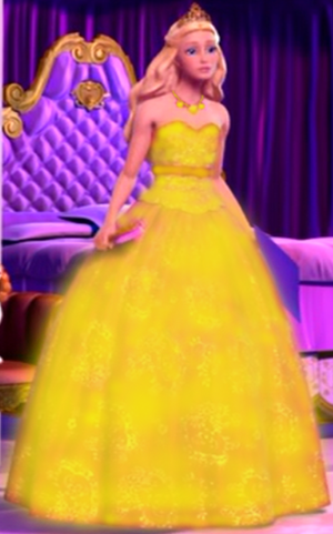 Tori in yellow da Richi