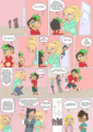 Total Drama Kids Comic Page 38