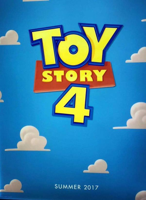 Toy Story 4 Teaser Poster