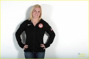 USOC Portraits - 2014 Sochi Olympics - Jocelyne Lamoureux