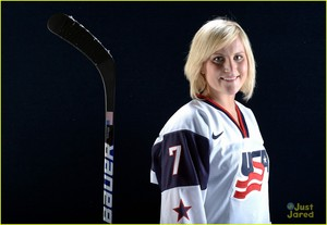 USOC Portraits - 2014 Sochi Olympics - Monique Lamoureux