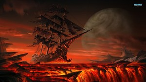 underworld Pirate Ship