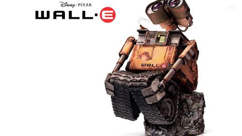 ডিজনি দেওয়ালপত্র called Wall-E