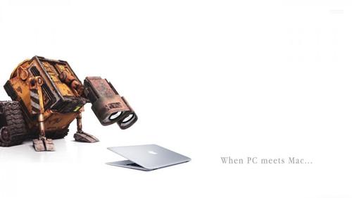 Pixar fond d'écran called Wall-E