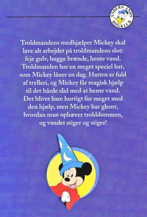 Walt Disney Book Images - Donald Duck & Mickey Mouse