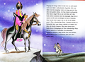 Walt Disney Book Images - Iago Jafar & Gazeem
