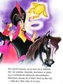 Walt Disney Book Images - Iago & Jafar