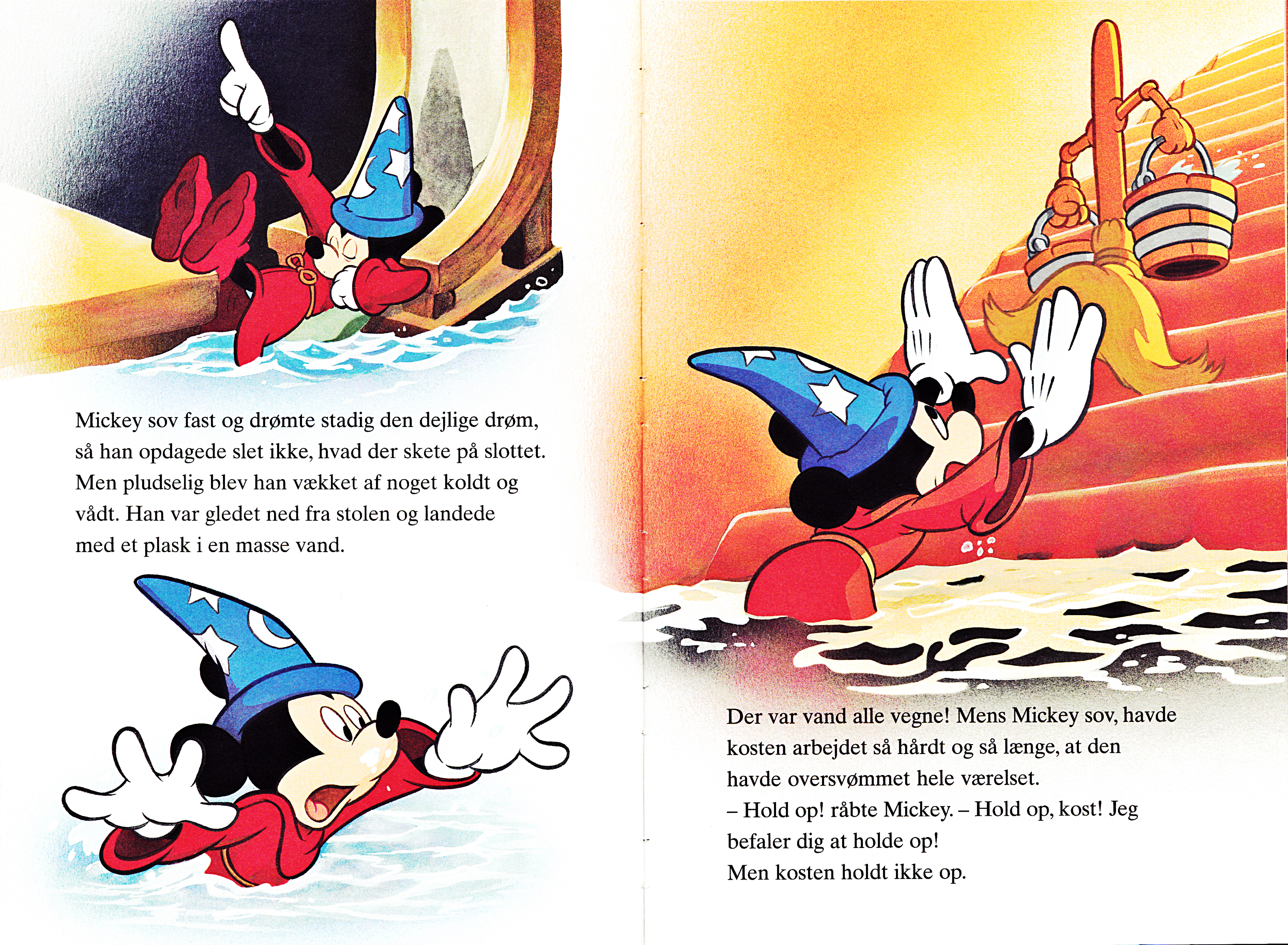 Walt Disney Book Images - Mickey Mouse