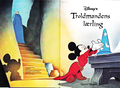 Walt disney Book gambar - Yen Sid & Mickey mouse