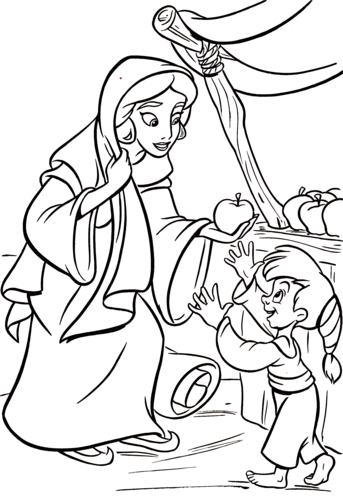 Walt Disney Characters Achtergrond Probably Containing Anime Called Coloring Pages