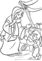 Walt Disney Coloring Pages - Princess Jasmine