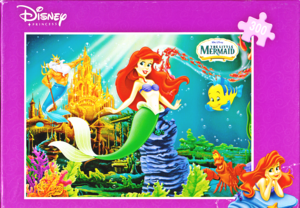 Walt disney Puzzles - The Little Mermaid