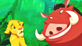 Walt Disney Screencaps - Simba & Pumbaa - walt-disney-characters photo