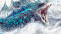 Water Dragon - dragons wallpaper
