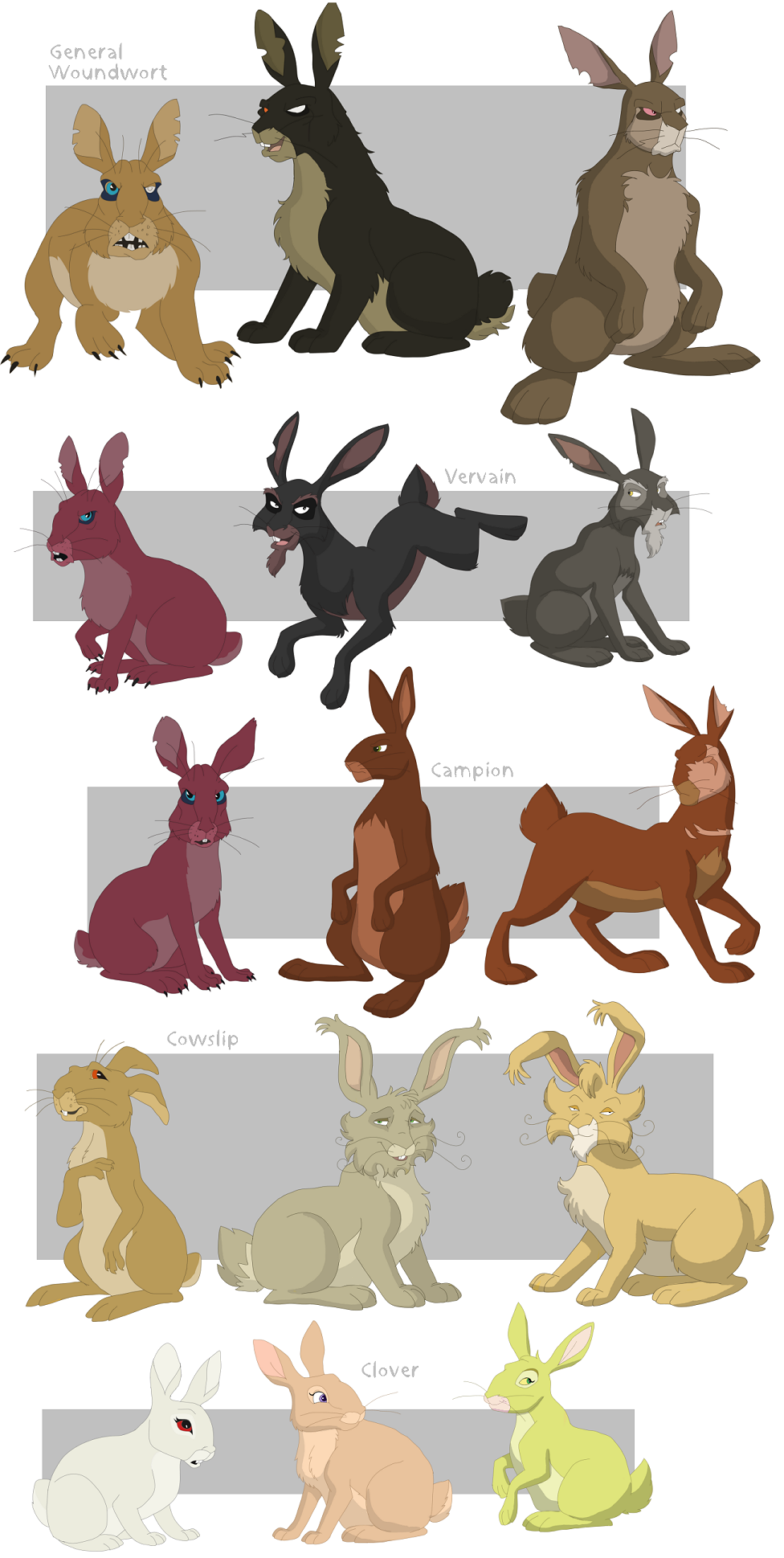 Watership Down Pictures Watership Down Characters
