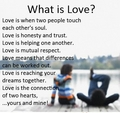 What is love? - love photo