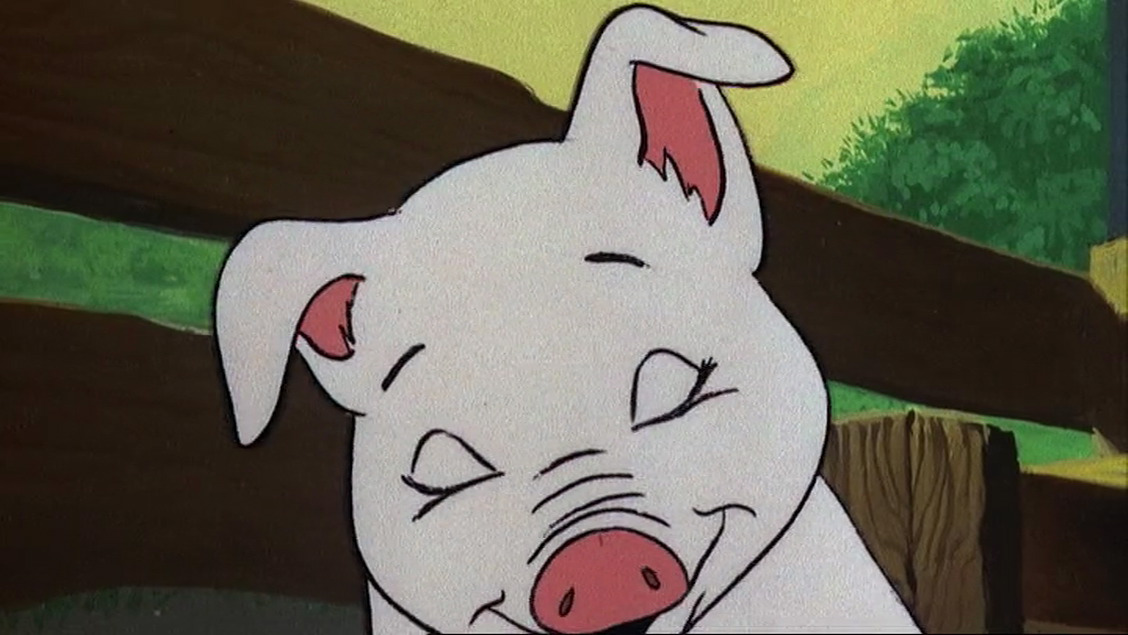 Wilbur The Pig Animated