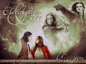 Will/Elizabeth wallpaper