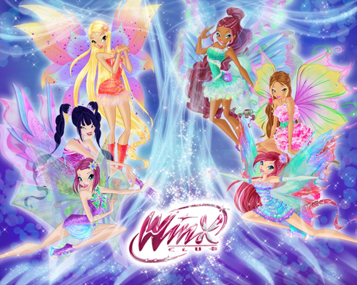 The Winx Club wallpaper called Winx Mythix
