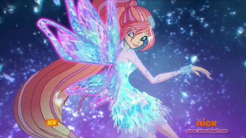 The Winx Club wallpaper entitled Winx Tynix