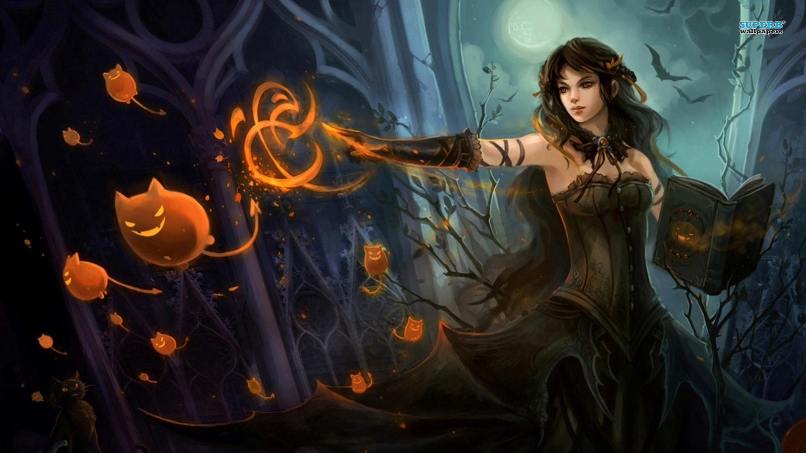 fantasy immagini witch hd wallpaper and background foto 38732841