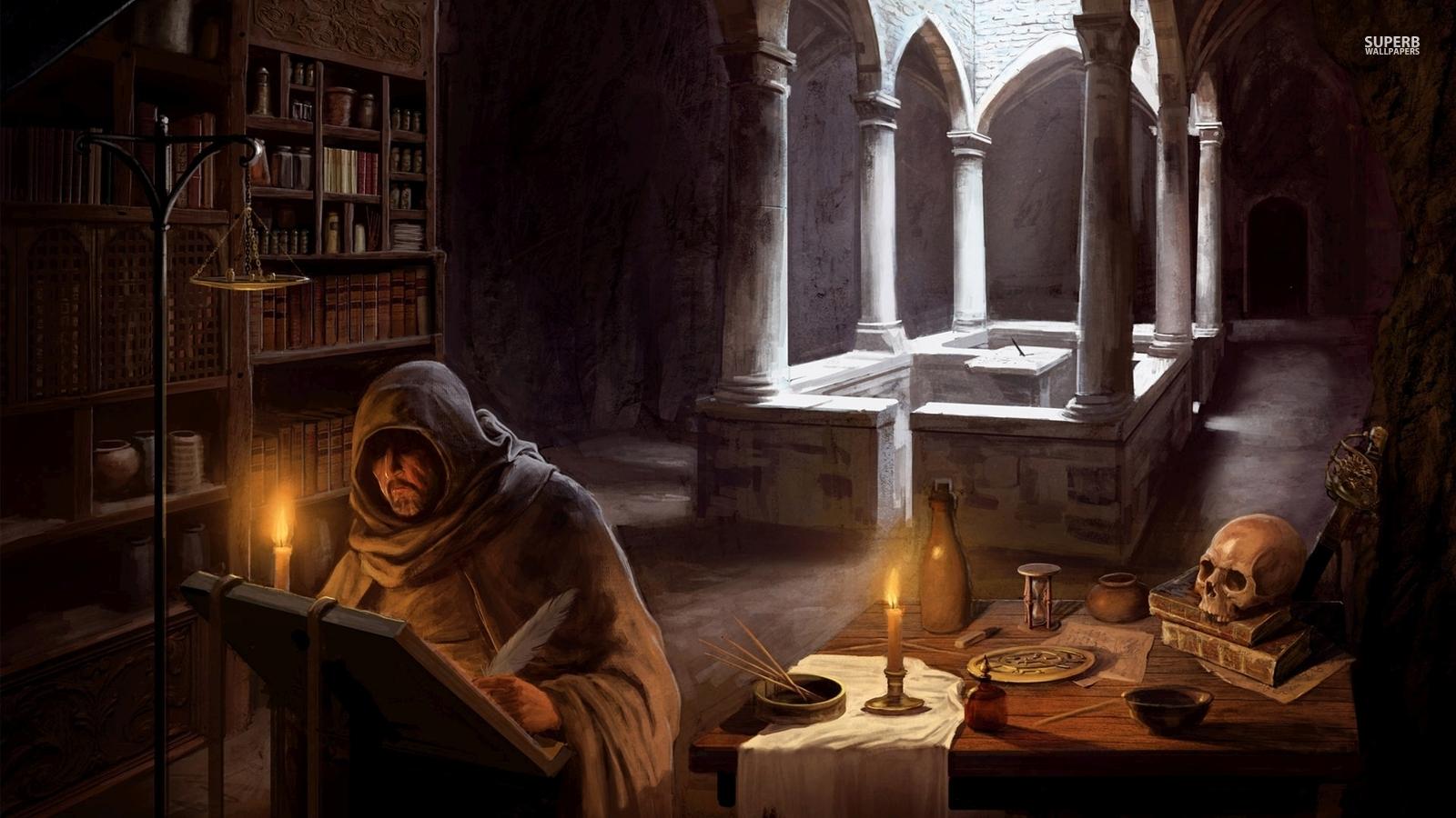 Fantasy Immagini Wizard Hd Wallpaper And Background Foto 38732831