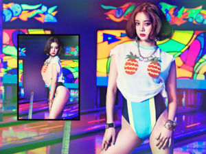"Wonder Girls ""Reboot"" Lim"