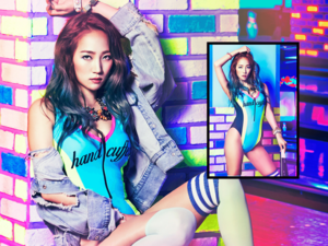 "Wonder Girls ""Reboot"" Yeeun"
