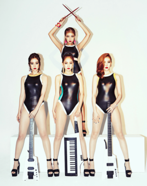 "Wonder Girls ""Reboot"""