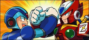 X and Zero: Mega Man X