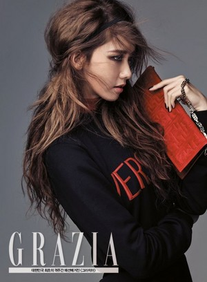 YoonA 'Grazia'