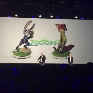 Zootopia Disney Infinity Figures