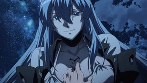 akame ga kill esdeath teigu