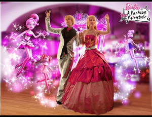 Barbie and ken a fashion fairytale sejak