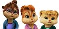 chippettes with outfits  - alvin-and-the-chipmunks photo