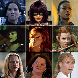 female movie characters