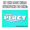 haha true XD - the-heroes-of-olympus photo