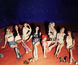 Girls Generation Lion corazón