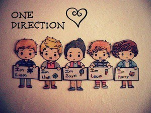 one direction i luv u