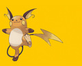 raichu - pokemon photo