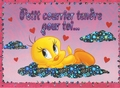 tweety-bird - titi courrier wallpaper