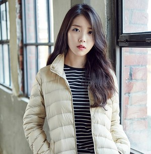 150910 IU for 유니온베이 UNIONBAY 2015 Fall Collection
