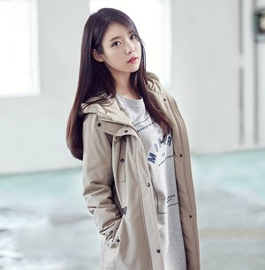 150910 ‪IU‬ for 유니온베이 ‪‎UNIONBAY‬ 2015 Fall Collection