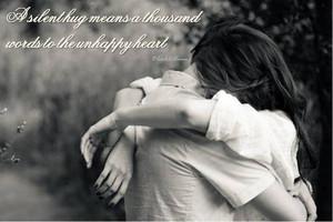 A Silent Hug