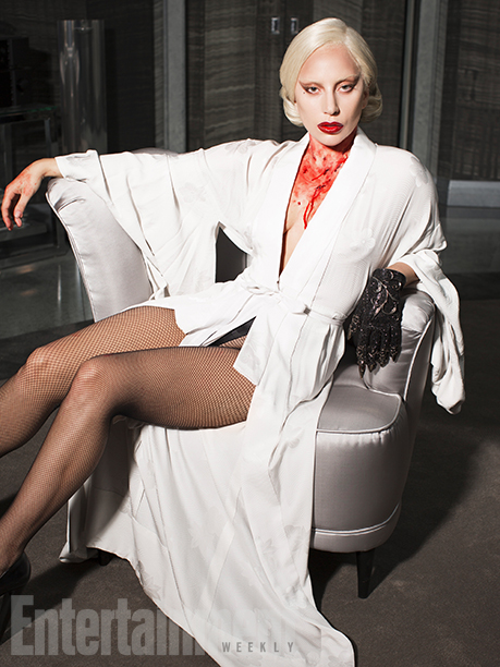 """""""American Horror Story: Hotel"""" The Countess portrait"""