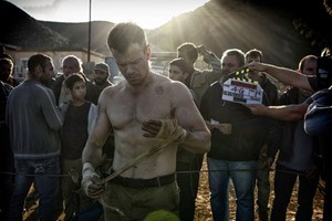 'Bourne 5': Matt Damon Returns As Jason Bourne In First Set Image