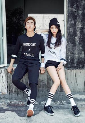 [CF] IU and Lee Hyun Woo – Unionbay F/W 2015 4521x6523