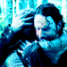 Carol and Rick - the-walking-dead icon
