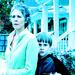 Carol and Sam - the-walking-dead icon