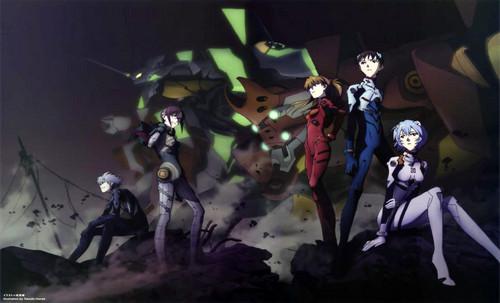 Neon Genesis Evangelion Wallpaper Entitled 30